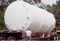 Custom Industrial Storage Tanks