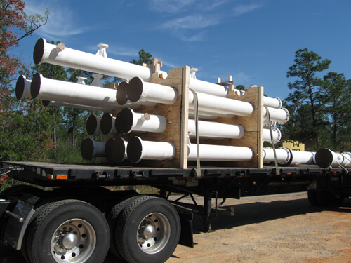 Piping for the Chlorine Production Industry